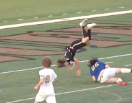 VIDEO: Watch this soccer player from No. 1 Wando (S.C.) get flipped, bounce back up