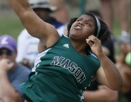 Ohio track and field star Amaya King empowers women with emotional video