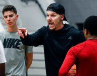 Mason Miller, son of former NBA star Mike, is breaking out on the AAU spring circuit