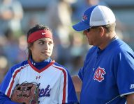 Three newcomers, unchanged top six in latest Super 25 softball rankings