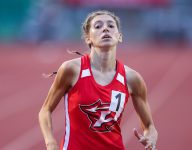 Indiana track star, unknown a year ago, turning heads: 'She's the best I've ever seen'