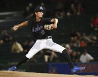 Arizona high school freshman survived gun shot wound in neck to pitch biggest game of his career