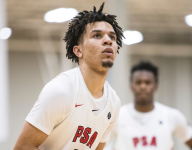 Watch Kevin Durant tutor Chosen 25 No. 1 recruit Cole Anthony
