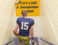 Notre Dame just landed a punter less than 10 miles from Alabama's Bryant-Denny Stadium