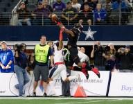 Garrett Wilson makes insane catch in practice like it's no big deal