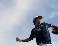 College Park P Brandon Garza is a legitimate switch pitcher