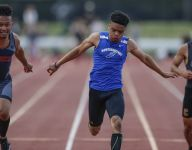 Indiana high school sprinter Noah Malone has a vision that exceeds visual impairment