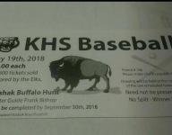 High school baseball fundraiser? In Alaska, that means a guided buffalo hunt