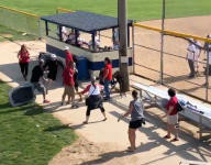 Why a youth baseball coach — bat in hand — ran from the dugout to confront a parent