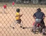Youth baseball player Kohen McCluskey may be the most inspiring player ever
