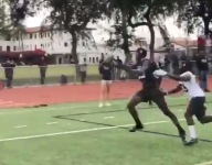 VIDEO: St. John Bosco QB DJ Uiagalelei connects with Beaux Collins on a crazy 7v7 TD grab