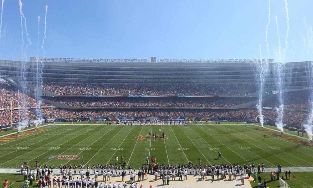 Soldier Field (Photo: Dennis Wierzbicki/USA TODAY Sports)