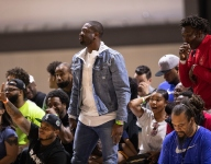 Zaire Wade, son of Dwyane Wade, takes lofty pressure to be great in stride