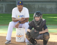 Exclusive Video: Sandy Alomar Jr. teaches the Dry Blocking Drill