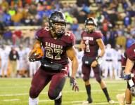 Chosen 25 running back/linebacker Quavaris Crouch's faith is his foundation
