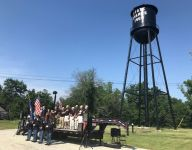 Facelift for iconic water tower a reminder of what Milan Miracle means