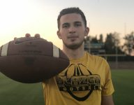 'Dreamer' uses gridiron glory to go to college. But for how long?