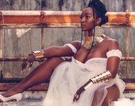 Chop-Up: Amara La Negra sits on the random/hot seat