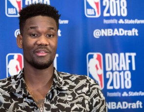 DeAndre Ayton's high school coach compares him to LeBron James