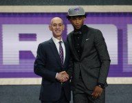 Eight of the top 15 picks in the NBA draft were ALL-USA players
