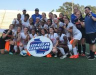 Leesvile leaps to No. 2 in the girls spring soccer Super 25; Parkview remains No. 1
