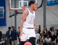 Mountain Pointe (Phoenix) big man Deandre Henry walks away from football to chase hoop dream