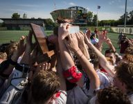 Vermont's Champlain Valley Union wins record sixth straight boys lacrosse state title