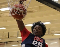 Trying out for USA Basketball's U17 World Cup team a new challenge for elite players