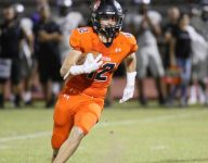 Ricky Pearsall Jr., one of Arizona's top 2019 WRs, commits to ASU football