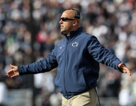 WATCH: Penn State football coach James Franklin helps Pa. high school coach propose
