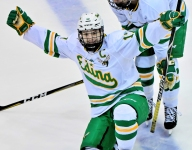 Top hockey prospect leaving school a year early to attend Minnesota