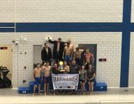 Controversy clouds Colorado high school's first state title in boys swimming