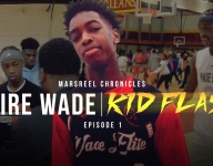 Mars Reel Chronicles: Zaire Wade, 'Kid Flash'
