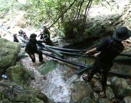 Operation to rescue That youth soccer team trapped in cave underway