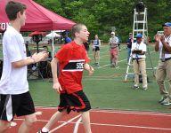 New York runner, team manager John Esposito never lets blindness slow him down