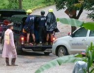 Thai cave rescue: All 12 boys, coach out safely