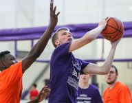 Son of Indiana prep legend Damon Bailey thrives in dad's shadow