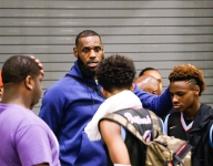 You can bet on where LeBron 'Bronny' James Jr. will attend college