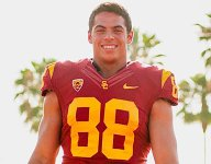 Four-star Orange Lutheran (Calif.) TE Ethan Rae stuns himself by committing to USC