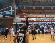 Watch St. Joseph (Calif.) star Elihu Cobb posterize a Chinese defender in good will game