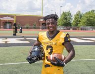 Mississippi high school star Rodrigues Clark has a dream. Football can help him make it a reality.