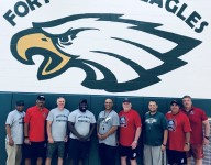 Hall of Fame Football Academy hopes clinic turns up gold at Fort Knox