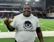 The Opening: Elite OG Kardell Thomas, though an LSU commit, says anything could happen