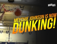 VIDEO: Garfield Heights (Cleveland) star Meechie Johnson shows off some ups