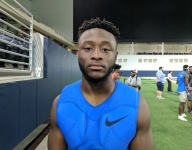 Owen Pappoe is a testing star, but he doesn't put much stock in it