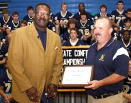 Boston-area football coach steps down after 19 years, just before summer training