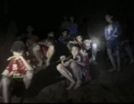 Real risk for Thai team in cave: Physical and psychological toll of scuba escape