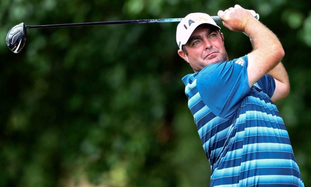 Australian golfer Steven Bowditch (Photo: USA TODAY Sports)
