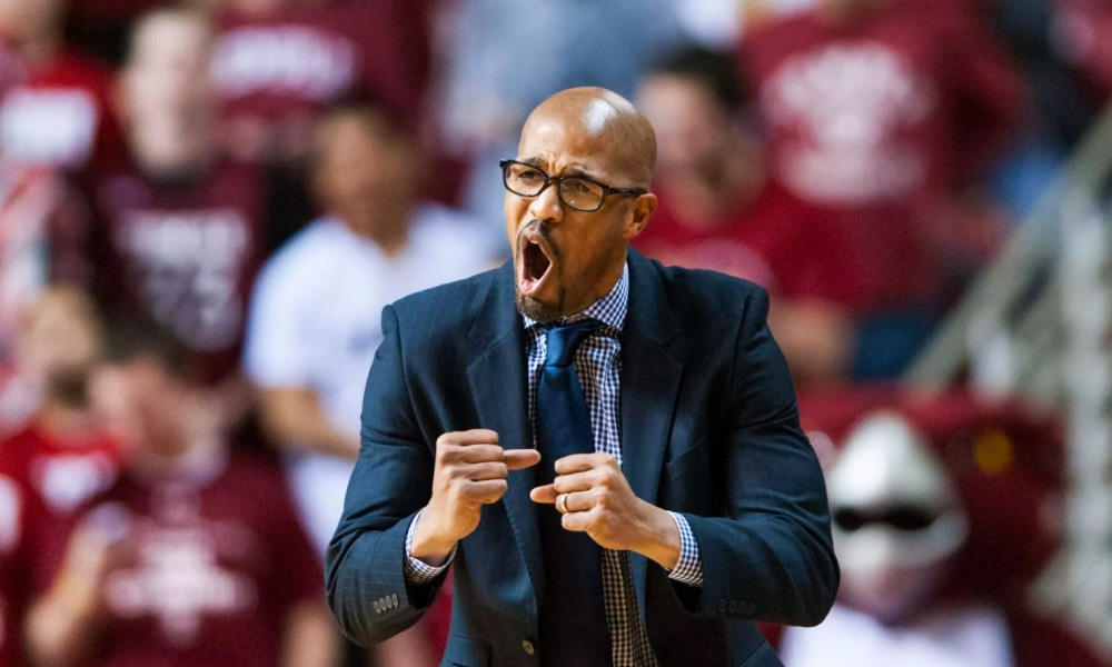 Former Penn basketball coach Jerome Allen is caught in a recruiting scandal (Photo: USA TODAY Sports)