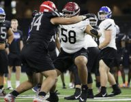 ALL-USA Watch: Watch Class of 2020 No. 1 recruit Bryan Bresee go full WWE on tackle